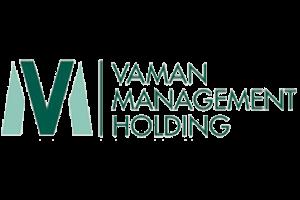 vaman management holding logo