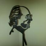 Escultura Juanjo